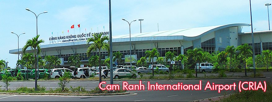 Slide - Cam Ranh International Airport (CRIA)
